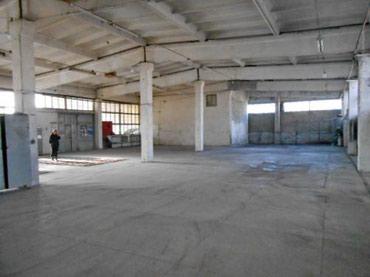 Сдаю складские помещения. Утеплённые в Бишкек