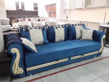 """заменить фасады кухонной мебели в Кыргызстан: Диван-кровать """"Султанка""""▪В наличии и на заказ ▪Цвета твани на"""