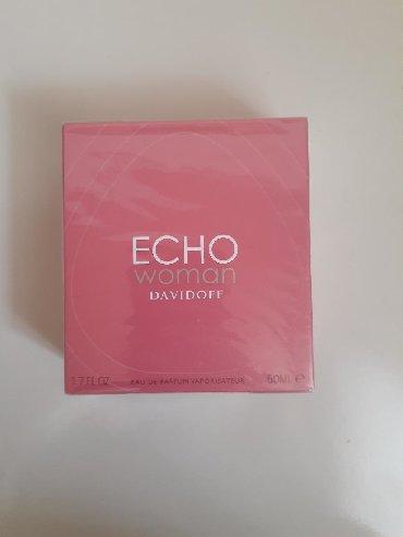 Echo orginaldi baha alinib tecili satilir