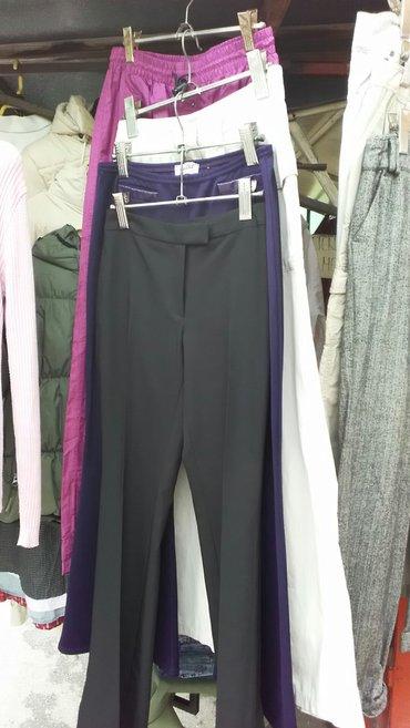 Poslovne-pantalone - Srbija: Pantalone,razne kao nove,komad 300 din,ima
