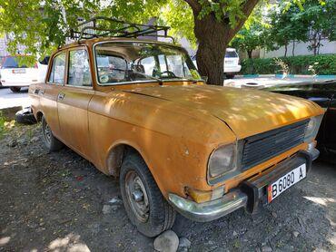 Автомобили - Бишкек: Москвич 2140 1981
