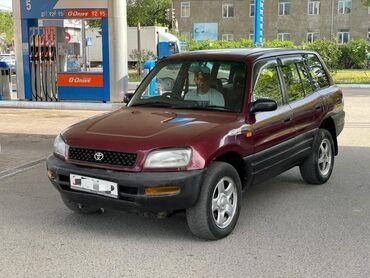 Toyota RAV4 2 л. 1996