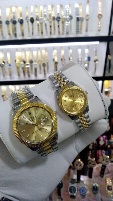 lipuçkalı kişi ayaqqabısı - Azərbaycan: Gümüşü Uniseks Qol saatları Rolex