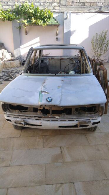 bmw-5-серия-518-mt - Azərbaycan: BMW 5 series 2.5 l. 1980 | 100000 km