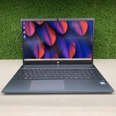 коврики для мыши в Кыргызстан: Новый ноутбук HP Pavilion 15 Intel core i3-8145 Оперативная память 8 G