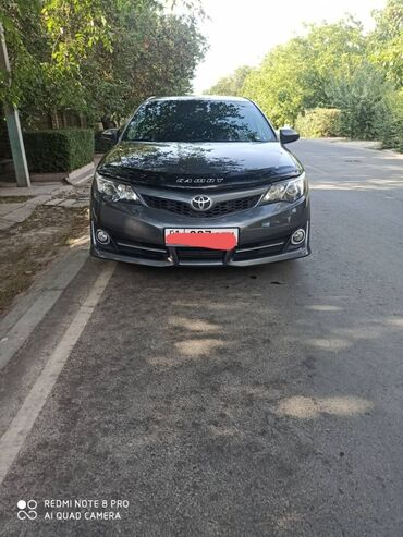 Транспорт - Аламедин (ГЭС-2): Toyota Camry 2.5 л. 2012 | 169000 км
