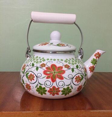 Çaydanlar - Azərbaycan: 2litirlik teze çaynik. Çatdırılma 20 yanvar metrosu