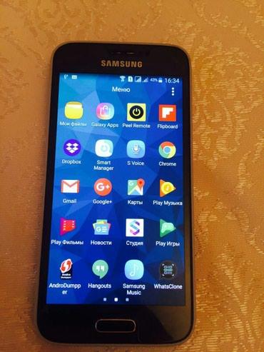 Bakı şəhərində Samsung Galaxy S 5mini qiy 230azn