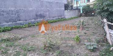 One small and beautiful commercial cum residential land having area in Kathmandu