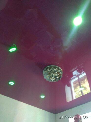 Натяжной потолок сапаттуу жуз пайыз кепильдиги менен