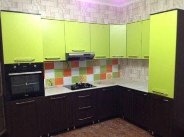 Кухонный гарнитур с ламината качество в Бишкек