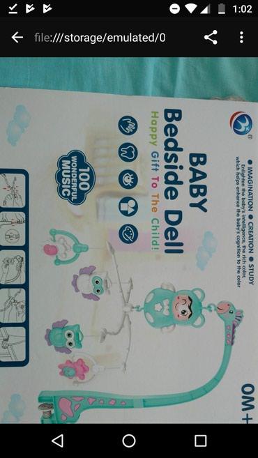 столовая для кукол в Азербайджан: Мобиль для детской кроватки
