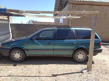 Транспорт - Тамчы: Volkswagen Passat 2 л. 1990 | 123456 км