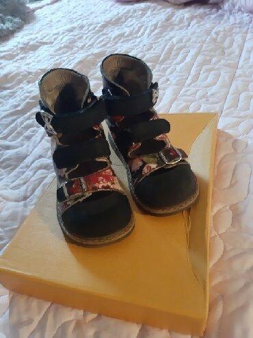 сандалии 27 размер в Кыргызстан: Ортопедические сандалии 27 размер woopy