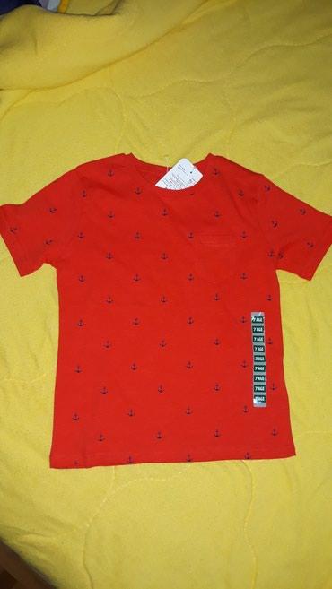 NOVO! Majica za decaka, velicina 6-7 godina - Valjevo