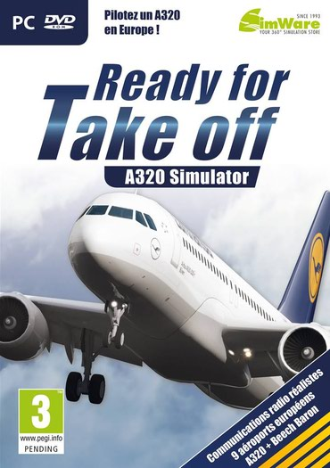 A320 Simulator - Ready for Take Off--igrica za kompjuter,ne za PS. - Negotin