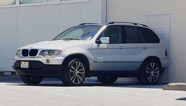 bmw m5 4 4 m dkg - Azərbaycan: BMW X5 M 4.4 l. 2001 | 400000 km
