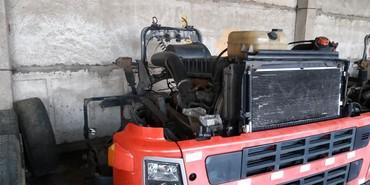даф в Кыргызстан: Двигатель на Вольво и Даф в широком ассортименте навесные части из