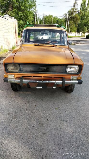 Автомобили - Кыргызстан: Москвич 2140 1.5 л. 1983 | 94545 км