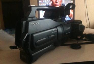 Qusar şəhərində Sony hvr-hd1000e ela veziyyetde .Hec bir problemi yoxdu.Ustunde