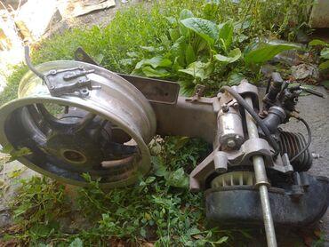 yamaha ybr125 в Кыргызстан: Продаю двигатель на скутер Ямаха 60куб,в рабочем состоянии4000тысячи