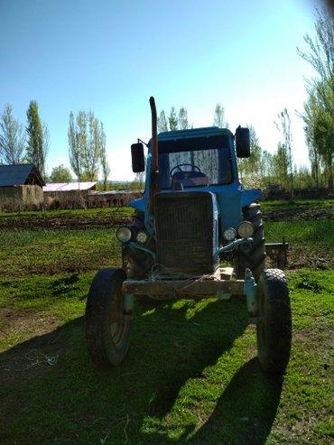 Грузовой и с/х транспорт в Каракол: Трактор МТЗ 80
