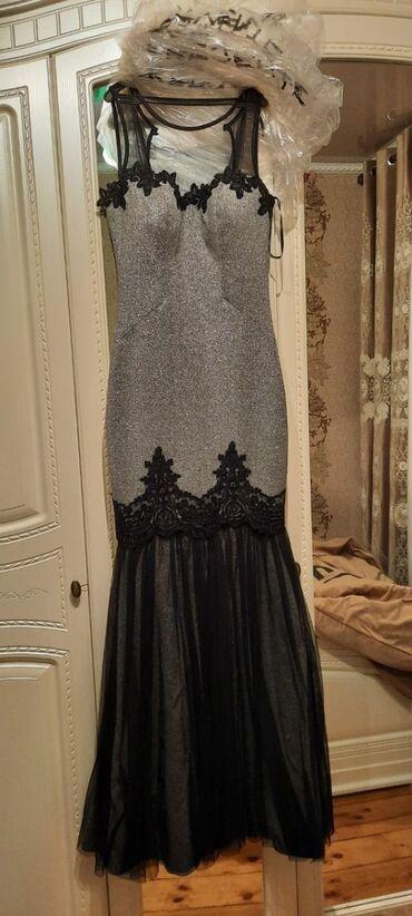 Платье вечернее размер 42(S) Шикарное платье  Русалка