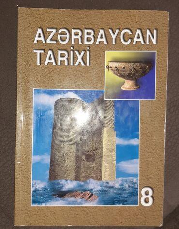 jiquli yazisi - Azərbaycan: Azərbaycan tarixi 8-ci sinif (Təzə qalıb,yazısı yoxdur)
