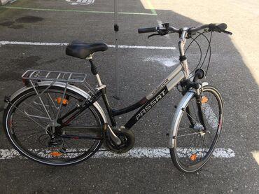 Manchester city - Srbija: City bike