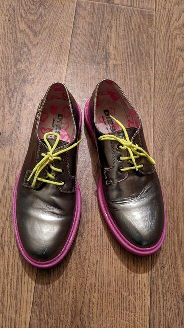36 размер в Кыргызстан: Продаются ботинки женские DIESELПроизводство Италия100% оригинал!Цвет