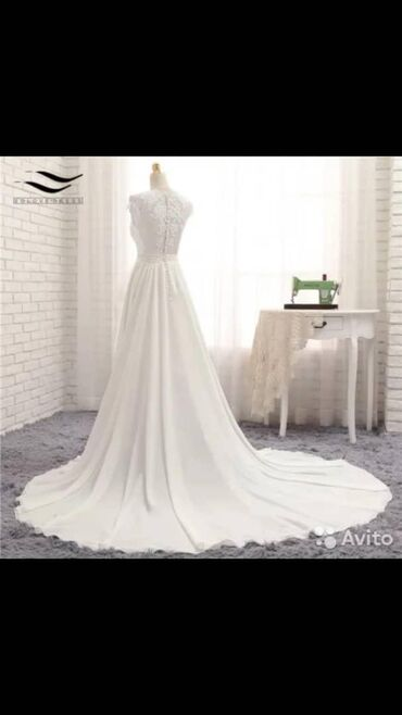 Свадебное платье в греческом стиле продажа 3000 Прокат 1000с  Без химч