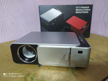 videokamera na kompyuter в Кыргызстан: Проектор работает с компьютера и флешки. Разрешение видео хорошее