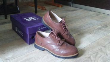 броги в Кыргызстан: Продаю модные туфли женские броги турецкого бренда. Размер 39. Немного