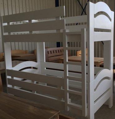 Krevet na sprat po meri - mesto za dvoje, na istom prostoru kao za - Beograd