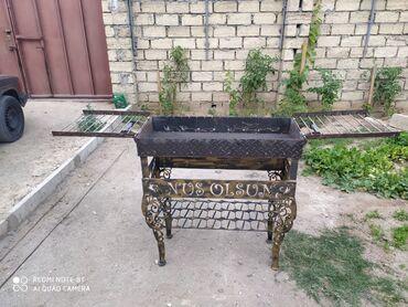 manqal - Azərbaycan: Manqal . Manqal Ölçüsü 930*400. 5 lik riflyonka listnən yığılıb. Ayaql