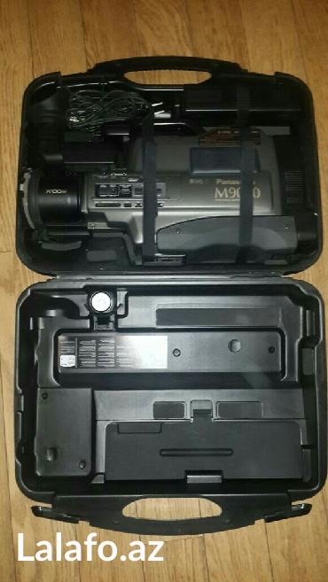 Videokamera panasonic m9000. Cəmi 1 dəfə çəkiliş olub. Yalnız ciddi şə in Xırdalan
