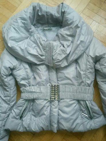 Siva jakna vel.s. kratko koriscena. 10e 061/204-0634 - Nis