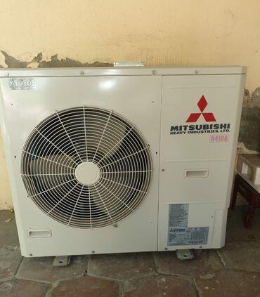 Mitsubishi air conditioner. 60,000 BTU, sogurma aparatı da dahildir. D