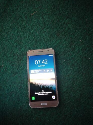 Мобильные телефоны и аксессуары в Семеновка: Б/у Samsung Galaxy J5 8 ГБ Серебристый