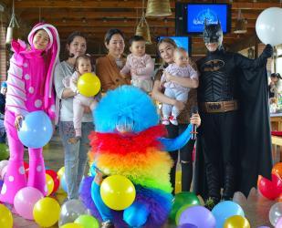 шоколадный фонтан в Кыргызстан: Тамада! Тушоо Той! Шоу-программа! Комплексное шоу на весь