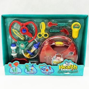 Набор доктора детский.Одна из самых популярных игр для деток!!Комлект