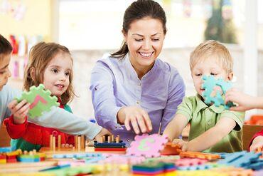 432 объявлений: Срочно!!! В частный детский садик требуется воспитательница с опытом