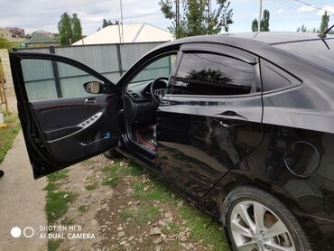 İşlənmiş Avtomobillər Qusarda: Hyundai Accent 1.6 l. 2012 | 138000 km
