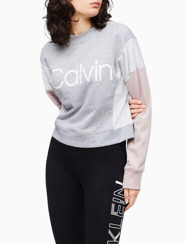 Стильная кофта Calvin Klein,оригинал! 3000 с