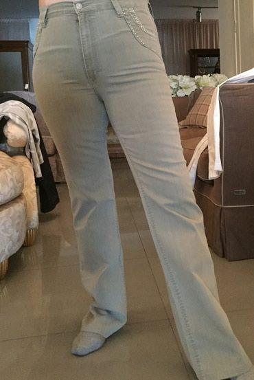 """Светлые джинсы """"Лeксус""""-для дамочек в Бишкек"""