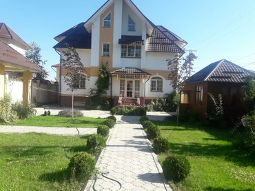 продажа авто гольф 4 в Кыргызстан: Сдам в аренду Дома Долгосрочно: 450 кв. м, 4 комнаты