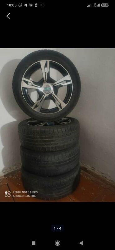 шина 16570 r13 в Кыргызстан: Комплект колес на 15