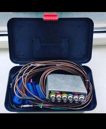 Отличный осциллограф ( Мотор тестер) Полный набор + кейсДиамаг2