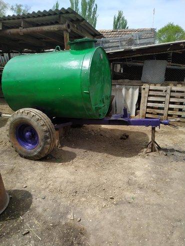 transport v gory в Кыргызстан: Продам бочку цистерна объем. 1.7 в хорошем состоянии