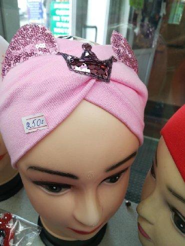 детская повязка на голову в Кыргызстан: В магазине МалышОК! Повязки на девочку 4-8 лет производство России 250